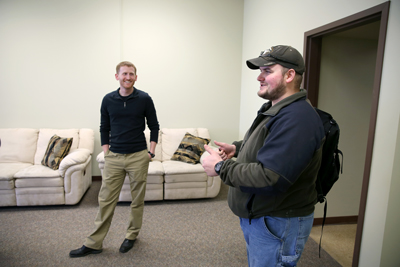 90dc7a3d0cb UW-Stout opens military and veteran resource center - Chippewa ...
