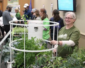 CVTC kicks off Tree Campus USA efforts on Earth Day