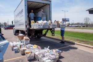 Mail carriers to pick up your food donations this Saturday