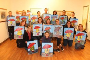 Project aims to bring hope via art to lives of the homeless