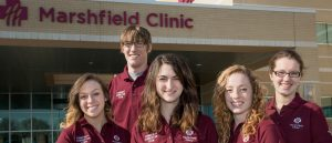 Making connections: Students fill need in local healthcare community