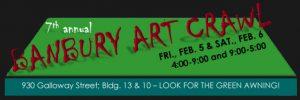 7th annual Banbury Art Crawl scheduled for Feb. 5-6