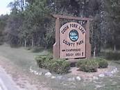 Free camping available at Coon Fork Lake Park May 13-14