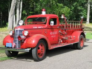Fire engine buffs to display old engines and equipment Sunday at Chippewa Valley Museum