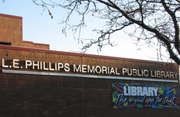 Friends of the L E Phillips Memorial Public Library to celebrate 30th anniversary on April 24th. . . and you're invited!