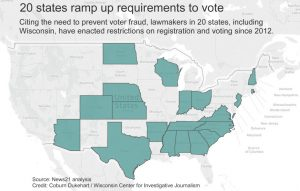 Maze of new regulations confronts November voters in Wisconsin and 19 other states