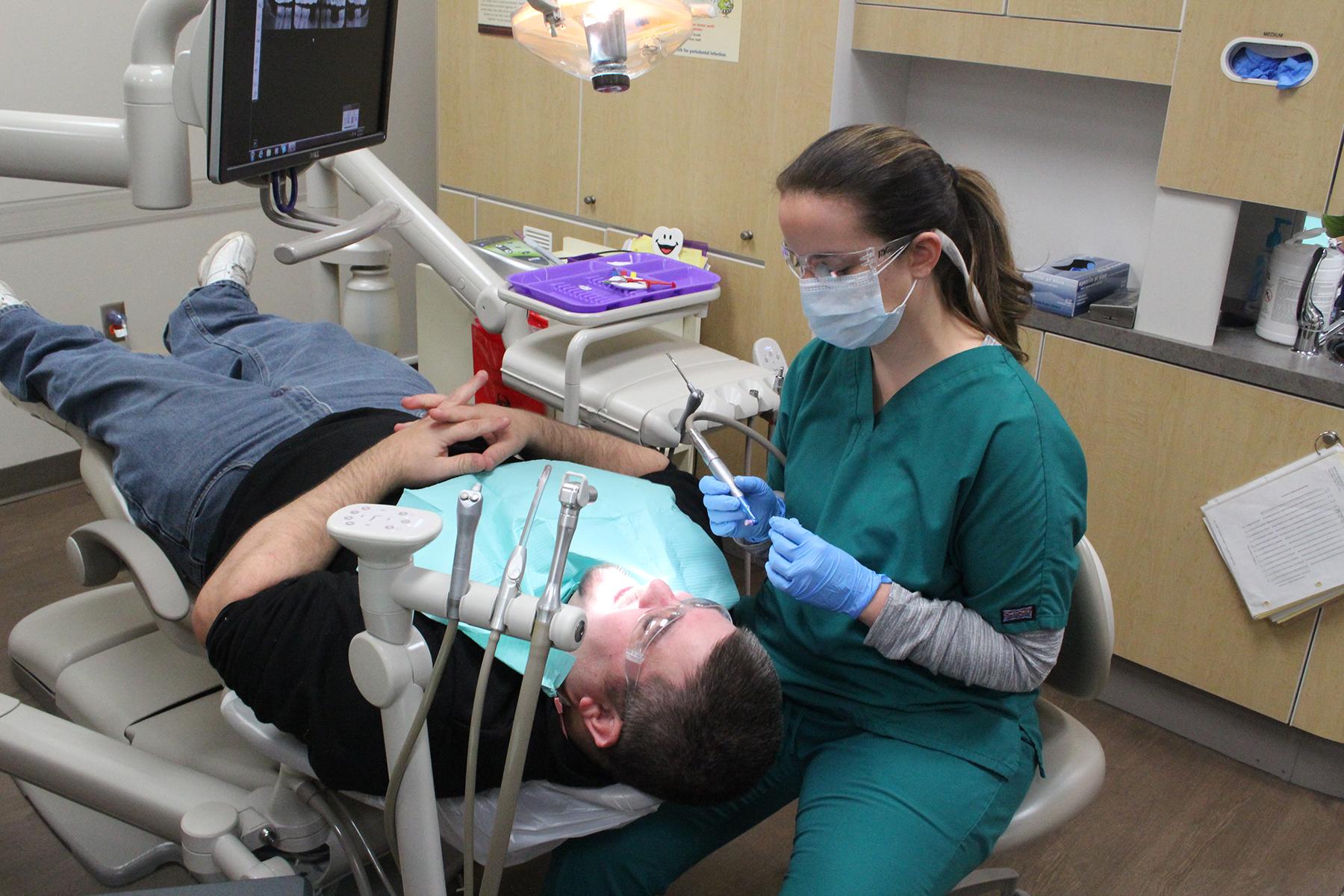 cvtc clinic to offer free dental care to veterans on nov 12