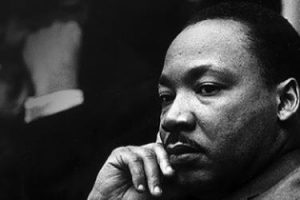 Community-wide ceremony, volunteer service effort scheduled Jan. 16 for Martin Luther King Day