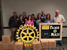 Menomonie Rotary Clubs pack 41,000 meals to aid families here and abroad