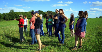 Red Cedar watershed to benefit from NSF grant for student research program housed at UW-Stout
