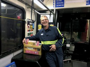 "Library partners with Eau Claire Transit to offer ""Books on Buses"" outreach program"