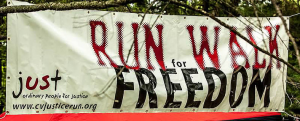"Fierce Freedom to sponsor Carson Park ""Just Us for Justice"" run on Wednesday"