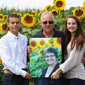 "Sunflowers are blooming and Babette's ""Seeds of Hope"" maze can finally open to the public"