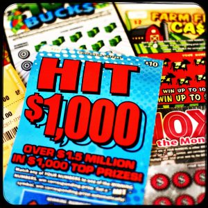 Are repeat Wisconsin Lottery winners cheating the system